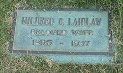 Mildred <I>Carter</I> Laidlaw