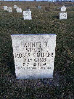 Fannie J. Miller