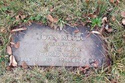 John Musta