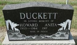 Howard Leslie Duckett