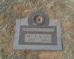 Benjamine Franklin McGee
