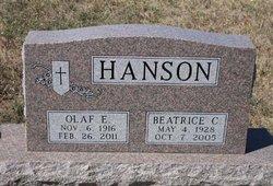 Beatrice C. Hanson