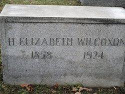 Hettie Elizabeth <I>Todd</I> Wilcoxon