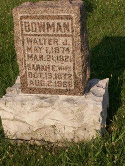 Walter J. Bowman