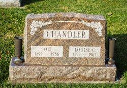Louise Coralie <I>Ginsberg</I> Chandler