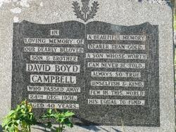 David Boyd Campbell