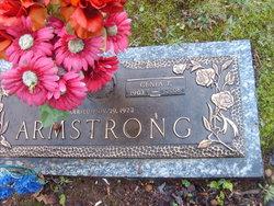 Cenia Carolyne <I>Thomas</I> Armstrong