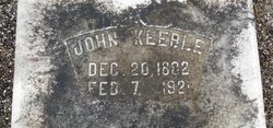 John Henry Keeble