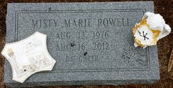 Misty Marie Rowell