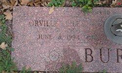 Orville Sis <I>Liles</I> Burns