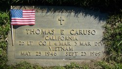 2LT Thomas Edward Caruso