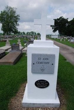 Saint Ann Catholic Church Cemetery