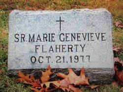 Sr Marie Genevieve Flaherty
