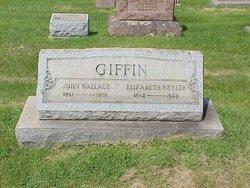 "Elizabeth ""Lizzie"" <I>Keyser</I> Giffin"