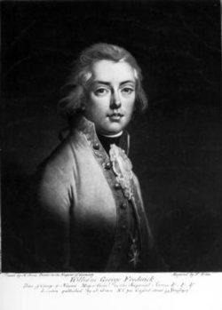 Willem George Frederik van Oranje-Nassau