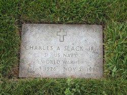 Charles Andrew Slack, Jr