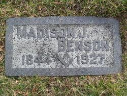 Madison J. Benson