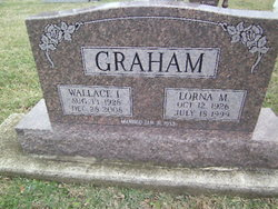 Wallace Irwin Graham