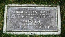 Melvin O Bisbee