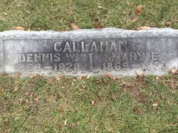 Dennis W. Callahan
