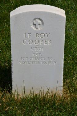 Le Roy Cooper
