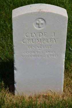 Clyde J Crumpley