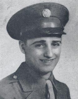 Pvt Mario Aliano