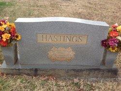 Constance <I>Stubbs</I> Hastings