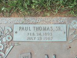 Paul Thomas McComas, Sr.