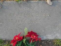 Lizzie Jane <I>Morris</I> Batchelder