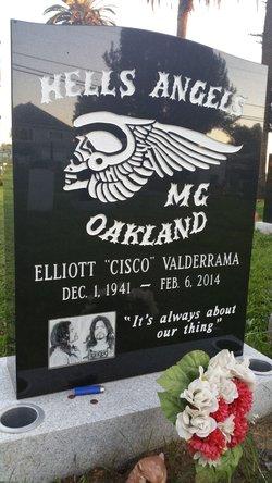 """Elliott Serrano """"Cisco"""" Valderrama, Jr"""