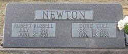Doris Lanelle <I>Cole</I> Newton