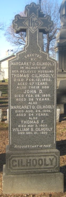 Thomas F Gilhooly