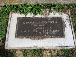 """Gerald L. """"Bart"""" Hepworth"""