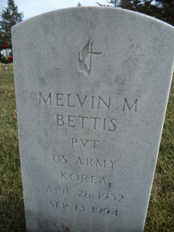 Melvin M Bettis