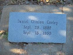"""Daniel Clinton """"Clint"""" Cooley"""