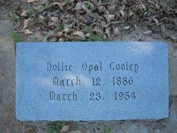 Dollie Opal <I>Miles</I> Cooley