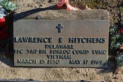 PFC Lawrence Edward Hitchens