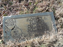 Florence Elizabeth Flowers
