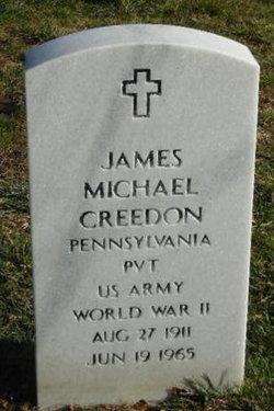 James Michael Creedon