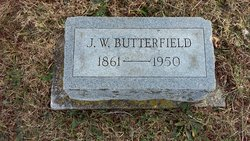 "Joseph William ""Will"" Butterfield"