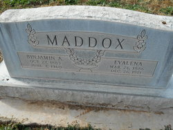Binjamin A. Maddox