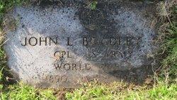 John Lillard Bradley, Jr
