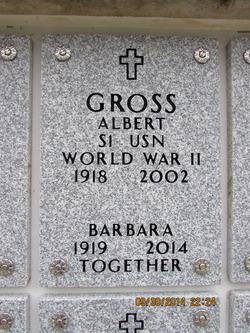 Barbara <I>Frey</I> Gross