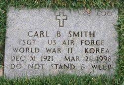 Carl B Smith