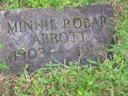 Minnie <I>Sheffer</I> Abbott