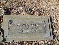 Grace Weaver <I>Collins</I> Yore