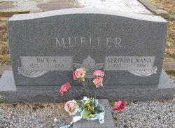 """Ditrich A. """"Dick"""" Mueller"""