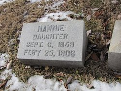 "Nancy B ""Nannie"" <I>Hudson</I> McCully"