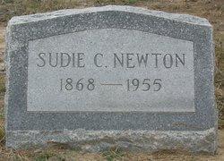 Sudie Noel <I>Compton</I> Newton